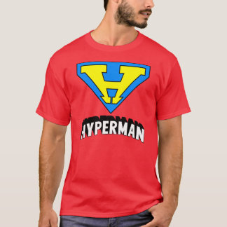 HYPERMAN logo T-Shirt