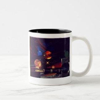 HYPERTHRUST Two-Tone COFFEE MUG