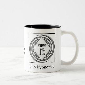 Hypno-1%er Top Hypnotherapist No Hypno-Wimps Cup