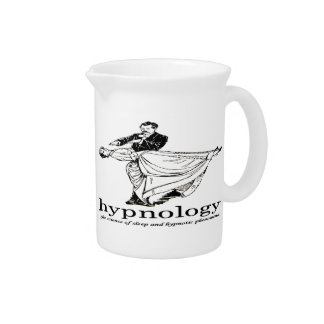 Hypnology Beverage Pitcher