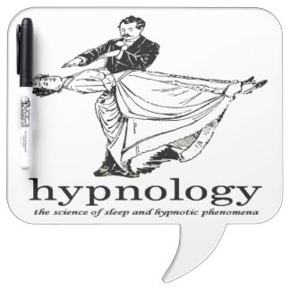 Hypnology Dry-Erase Whiteboard