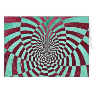hypnosis card