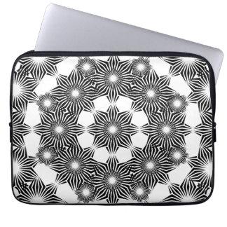 Hypnosis Mandala Laptop Computer Sleeves