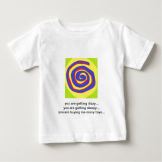 HYPNOTIC DESIGN FOR ALL OCCASIONS BABY T-Shirt