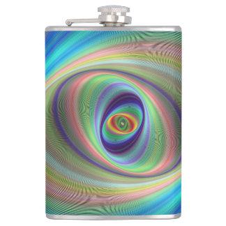 Hypnotic eye flasks