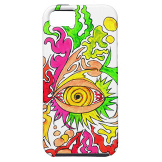 Hypnotic Eye iPhone 5 Cover