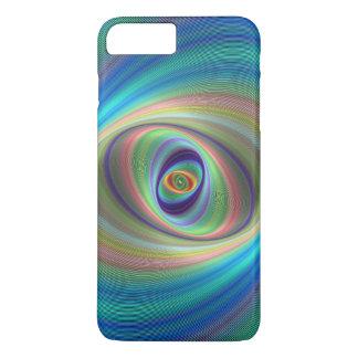 Hypnotic eye iPhone 7 plus case