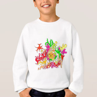 Hypnotic Eye Sweatshirt