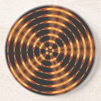 Hypnotic Gold Coaster