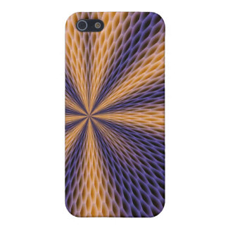 HYPNOTIC HONEY COMB iPhone 5/5S COVER