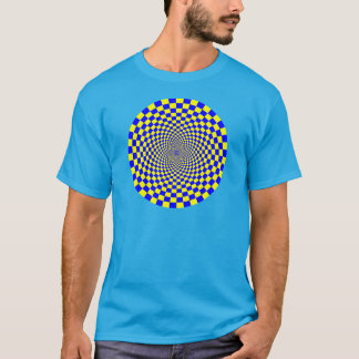 Hypnotic Optical Illusion T-Shirt