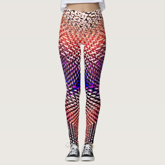Hypnotic Pattern Leggings