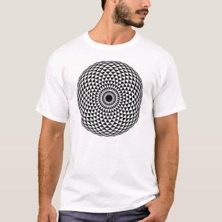 Hypnotic Toroid Mandala T-Shirt