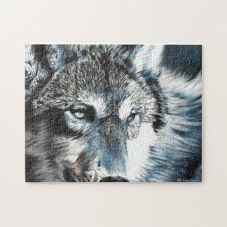 Hypnotic - Wolf Puzzle