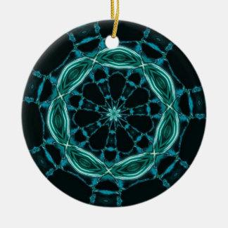 Hypnotize Ceramic Ornament