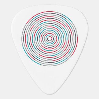 #Hypnotize Guitar Pick