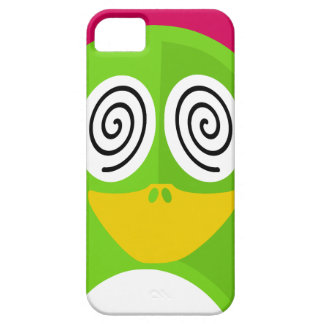 Hypnotized Penguin iPhone 5 Covers