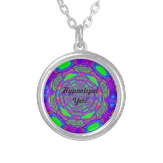 Hypnotized Yet Bright Colored Necklace
