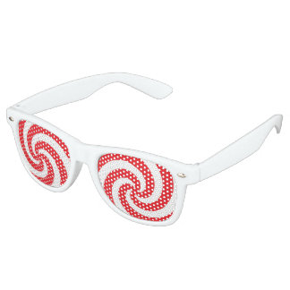 Hypnotizer Spiral Party Sunglasses