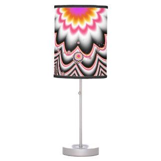 Hypnotizing Flower Lamp