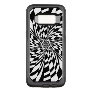 Hypnotizing Swirl OtterBox Commuter Samsung Galaxy S8 Case