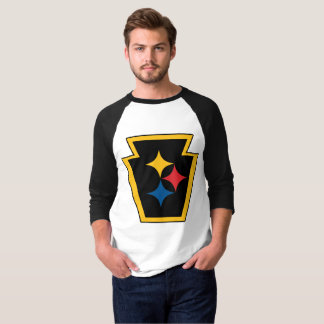 HypoKeystone Men's Raglan T-Shirt