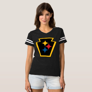 HypoKeystone Women's Football T T-shirt