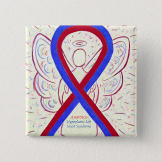 Hypoplastic Left Heart Syndrome HLHS Ribbon Pins