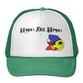 Hyro Da Hero Trucker Cap Trucker Hat