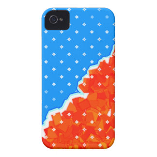 hysterical blue iPhone 4 cases