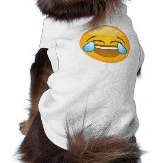 Hysterically Laughing Emoj Shirt