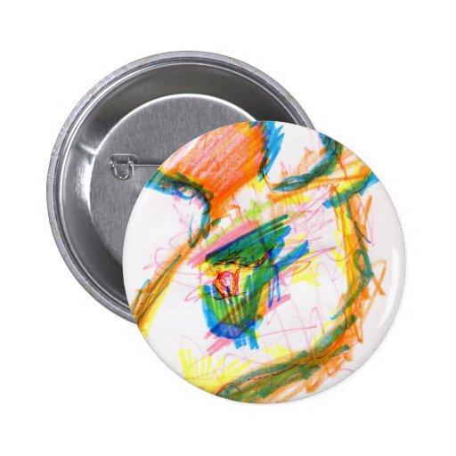 Hysterics Lagomorph Button