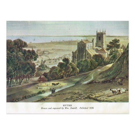 Hythe, 1824 postcard