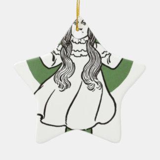 i027_wizard ceramic ornament