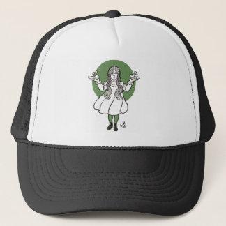 i027_wizard trucker hat