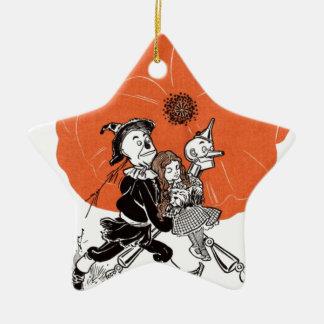 i111_edit wizard ceramic ornament