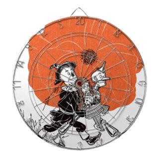 i111_wizard dartboard with darts