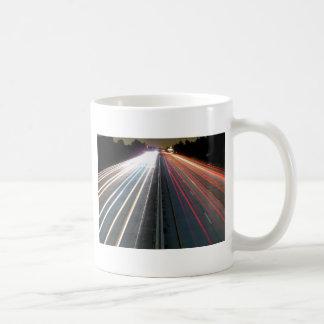 I280 Highway at Night Coffee Mug