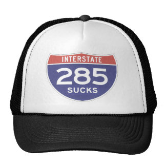 I285 SUCKS Cap Trucker Hat