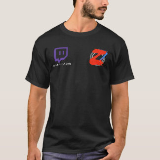 i7 Zero - Twitch Channel T-Shirt