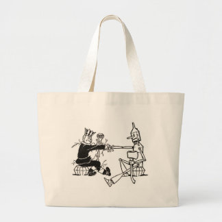 i_000n land large tote bag