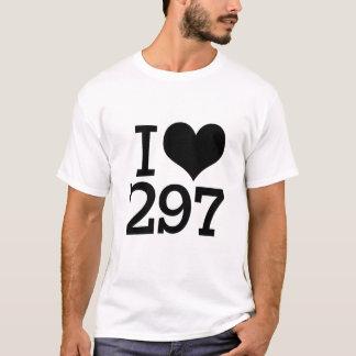 I ♥ 297! Shirt