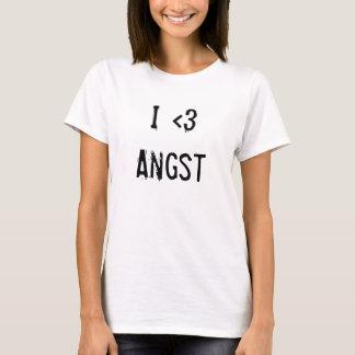 I <3 Angst T-Shirt