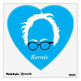 I <3 Bernie Wall Decal