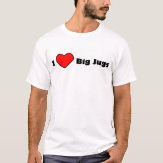 I <3 Big Jugs T-Shirt