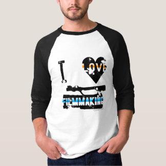 I <3 Filmmaking T-Shirt
