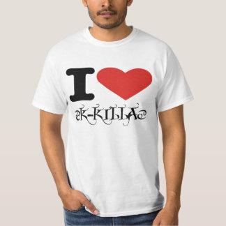 I <3 K-Killa T-Shirt