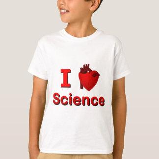 I <3 Science T-Shirt