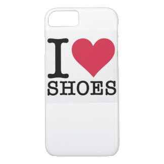I <3 Shoes Phone Cover