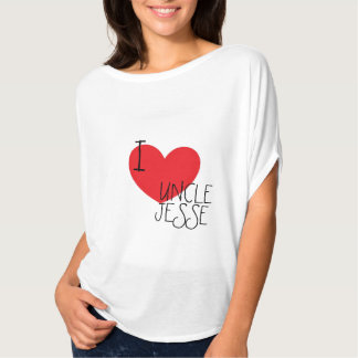 I <3 Uncle Jesse...Forever T-Shirt